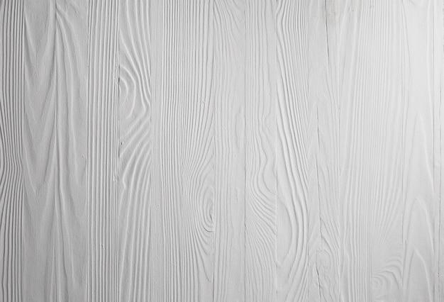 Fond en bois blanc, texture de planches blanches rustiques