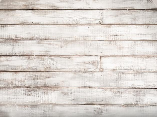 Fond en bois blanc.