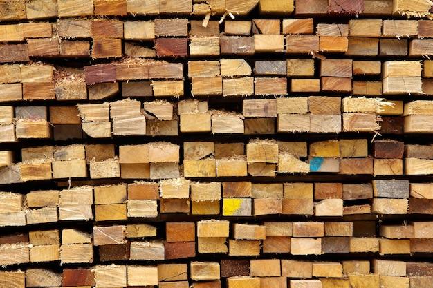 Fond de bois de bois