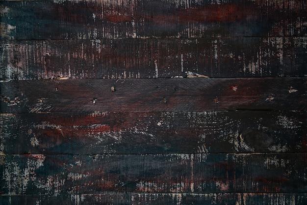 Fond en bois brûlé rustique