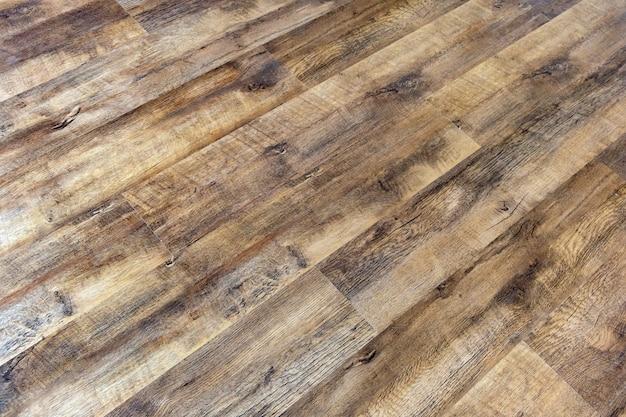 Fond en bois grunge texturé. fond naturel jaune foncé.