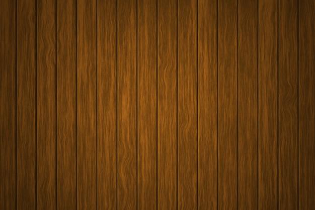 Fond en bois illustration, la surface de la texture du bois brun