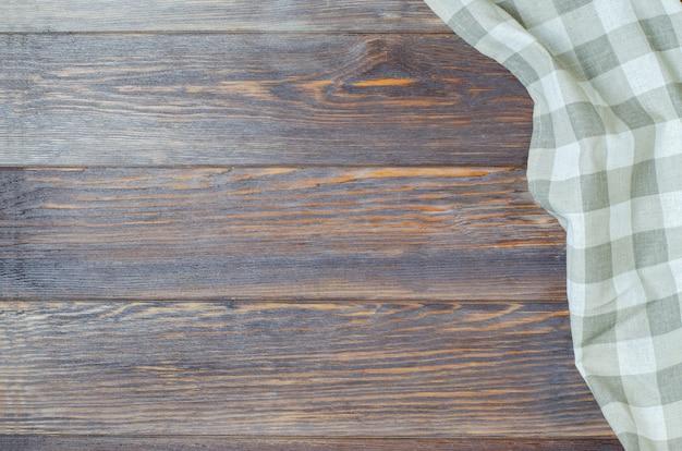 Fond en bois marron fait de planches design.