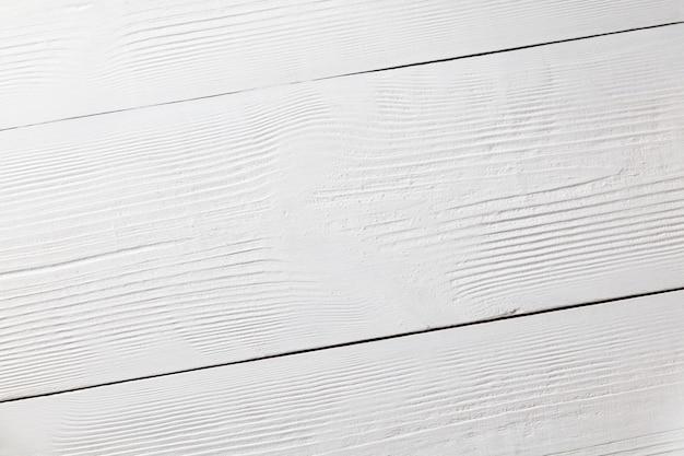 Fond en bois peint en blanc