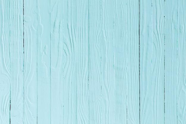 Fond en bois peint bleu