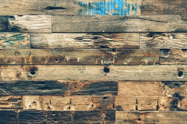 Fond en bois pour décorer