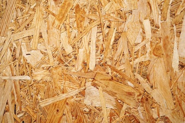 Fond en bois pressé