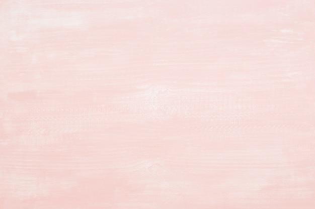 Fond en bois rose doux
