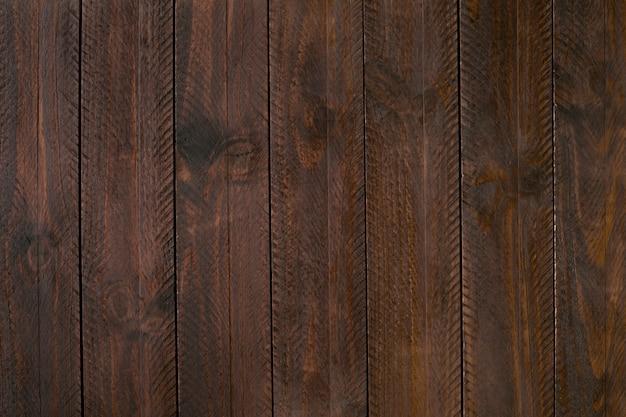 Fond en bois rustique foncé
