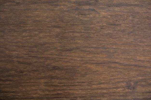 Fond en bois texturé foncé. surface ancienne texture de bois brun.