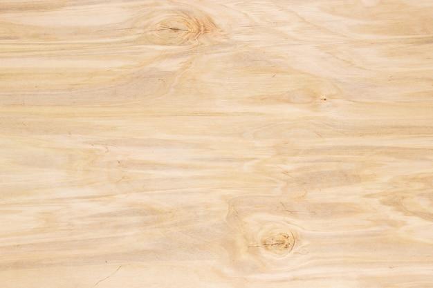 Fond en bois, texture légère d'un bouclier en bois ou d'un panneau en bois