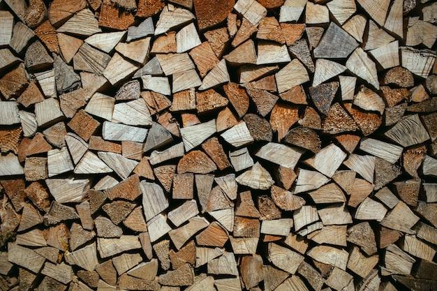 Fond en bois ou texture vintage vieux, mur