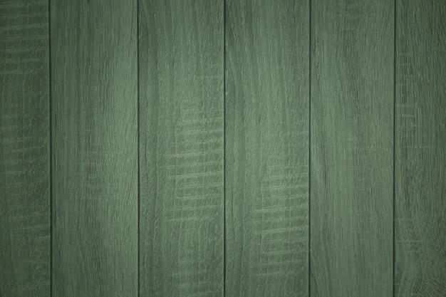 Fond en bois vert