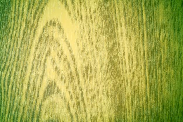 Fond de bois vert.