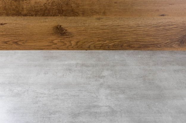 Fond en bois vide. copie espace. toile de fond.