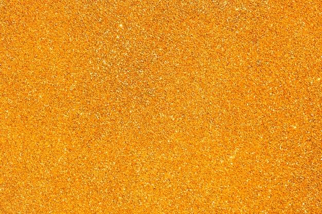 Fond de bokeh doré fond d'or