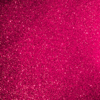 Fond brillant de paillettes rouges