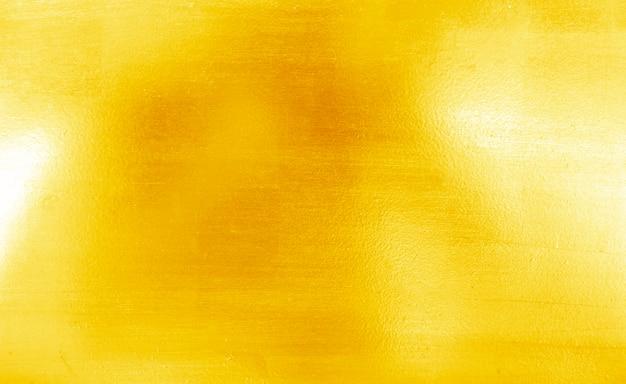 Fond brossé en métal doré
