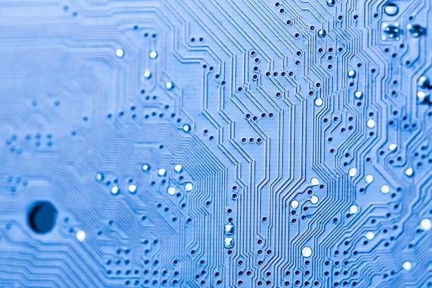 Fond de carte de circuit imprimé
