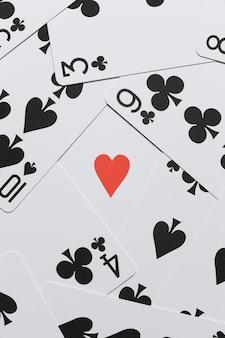 Fond de cartes