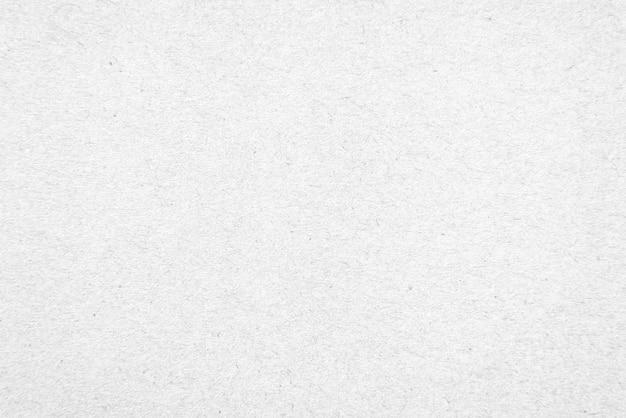 Fond de carton de texture de papier blanc