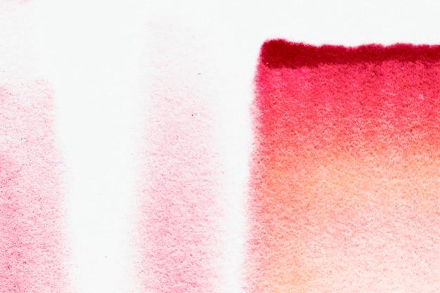 Fond de chromatographie abstrait esthétique dans le ton coloré rose