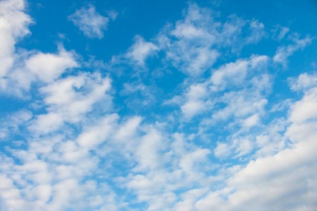 Fond de ciel nuage