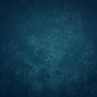 Fond de ciment bleu, mur de béton blanc carré