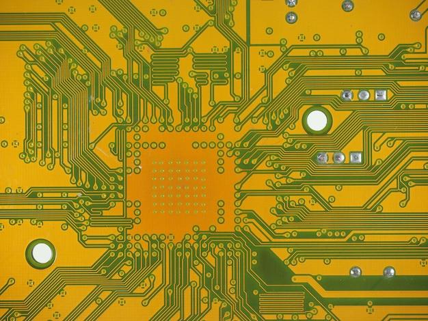 Fond de circuit imprimé