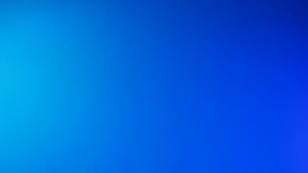 Fond clair à led bleu néon. couleur moderne floue ou arrière-plan dégradé. aucun peuple et espace vide.