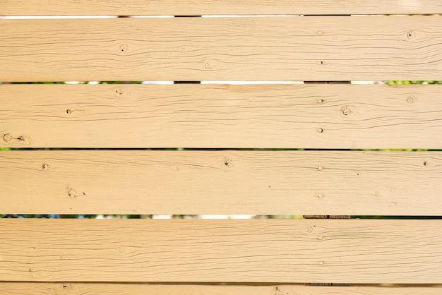 Fond de clôture en bois simple