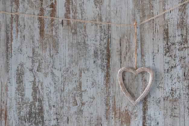 Fond de coeur saint valentin