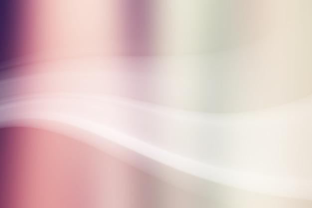 Fond coloré abstrait sous forme de vague d'air