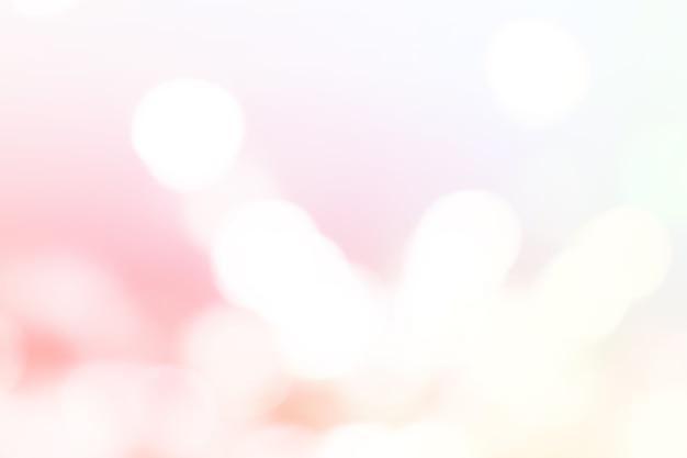 Fond coloré de bokeh. lumières abstraites fond d'écran défocalisé
