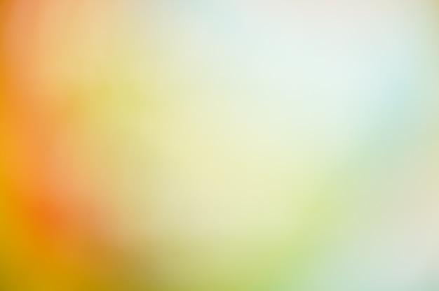 Fond coloré défocalisé