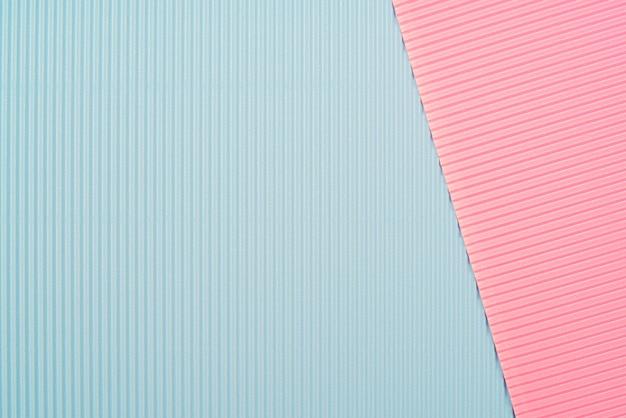 Fond coloré de papier ondulé.