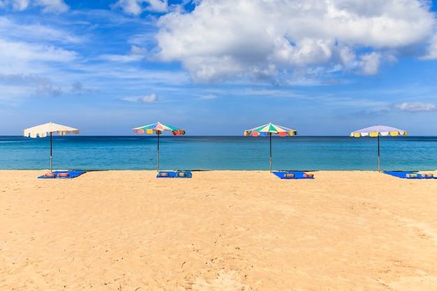 Fond de concept de vacances d'été