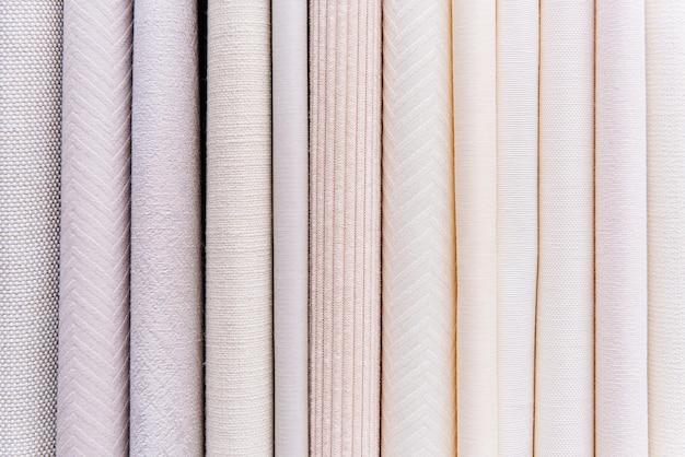 Fond de couches texturées de tissu