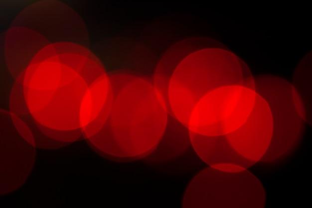Fond de couleur abstrait. bokeh de lumières floues. de la lumière focalisée.