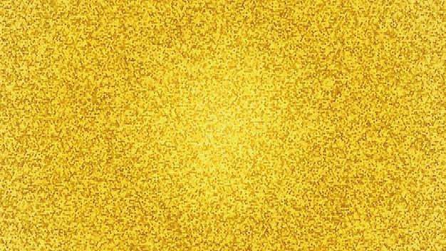 Fond de couleur dégradé abstrait texture or