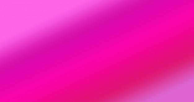 Fond de couleur dégradé rose doux pour la toile de fond abstrait créatif