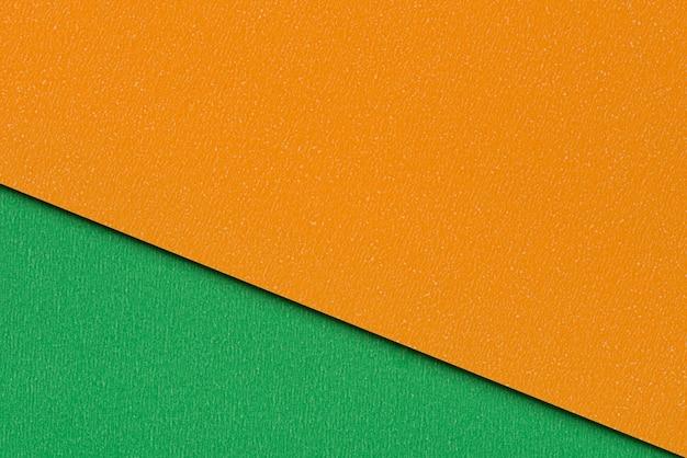 Fond de couleur papier espace abstrait