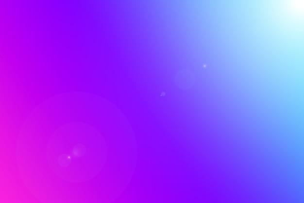 Fond de couleur rose vif bleu violet clair et évasé