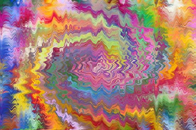 Fond de couleurs abstraites