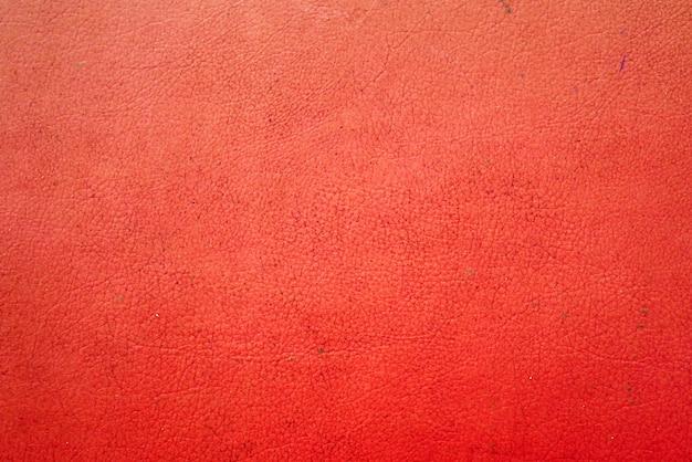 Fond en cuir rouge, texture de peau en cuir