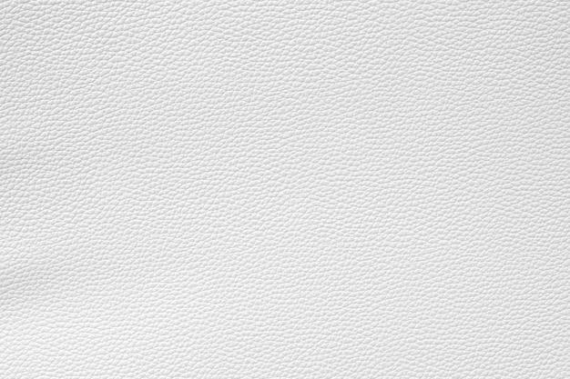 Fond en cuir et texture blanc