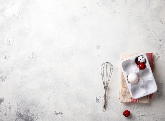 Fond de cuisson joyeux noël