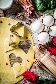 Fond de cuisson saint valentin