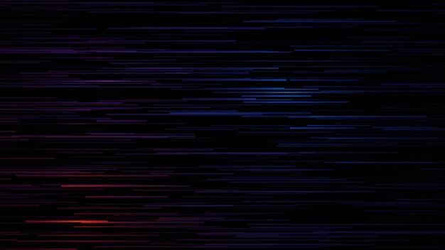 Fond de cyberpunk bande néon