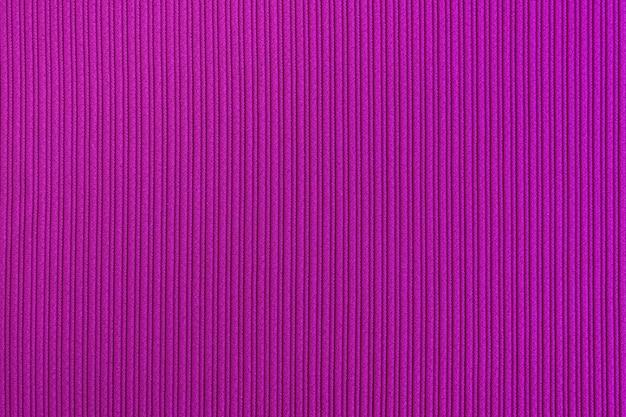 Fond décoratif magenta, fuchsia, couleur pourpre, texture rayée